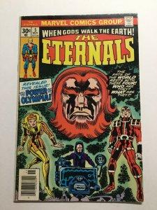 Eternals 5 Fine Fn 6.0 Marvel