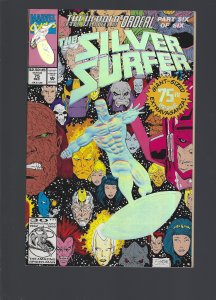 Silver Surfer #75 (1992)