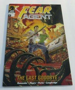 Fear Agent #1 NM/NM+ 9.4~9.6 WP High Grade Dark Horse Comic Book