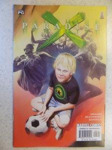 PARADISE X # 5