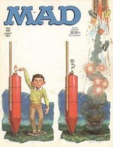 Mad #88, VG+ (Stock photo)