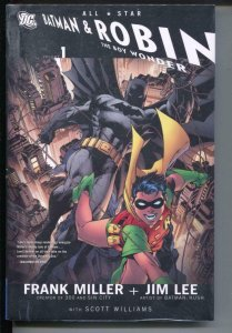 All-Star Batman & Robin, The Boy Wonder-Frank Miller-HC