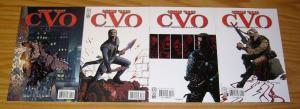 CVO: Covert Vampiric Operations - African Blood #1-4 VF/NM complete series set