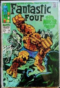 Fantastic Four #79 (1968) VG++
