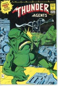 THUNDER Agents 15  VG/F  1967