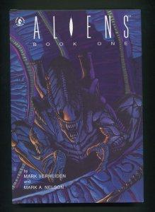 Aliens #1  Hardcover Edition  /  NM  /  June 1990