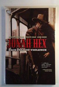 Jonah Hex: Face Full of Violence #1 (2006) DC Comics 9.4 NM GN Trade Paperback
