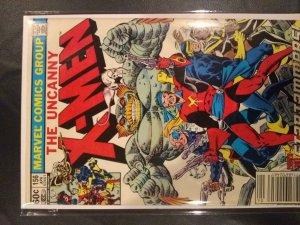 The Uncanny X-Men #156 NM (1982)