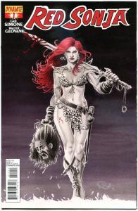 RED SONJA #1, NM-, She-Devil, Sword, Nicola Scott, 2013, more RS in store