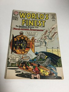 Worlds Finest 129 Gd Good 2.0 Cover Detached DC Comics Silver Age