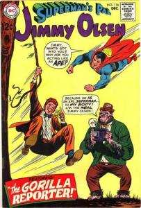 Superman's Pal Jimmy Olsen (1954 series) #116, Fine- (Stock photo)