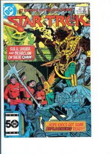 Star Trek #17 - Copper Age - Aug., 1985 (NM-)