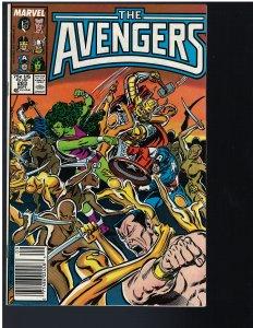 Avengers #283 (Marvel, 1987) VF+