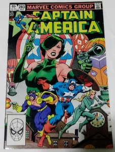 Captain America #283 (VF/NM) 1983 Marvel ID#62L