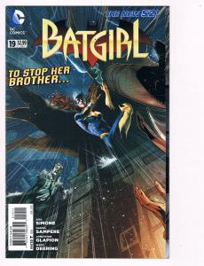 Batgirl # 19 DC Comic Books Hi-Res Scans The New 52 Awesome Issue WOW!!!!!!! S22