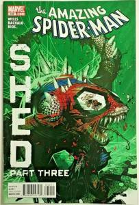AMAZING SPIDER-MAN#632 VF/NM 2010 MARVEL COMICS
