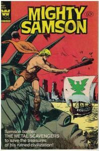 MIGHTY SAMSON 32 G-VG