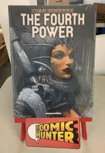 The Fourth Power Oversized Deluxe 2017 Hardcover Juan Giménez NEW SEALED