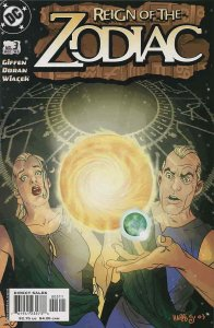 Reign of the Zodiac #3 VF; DC | save on shipping - details inside