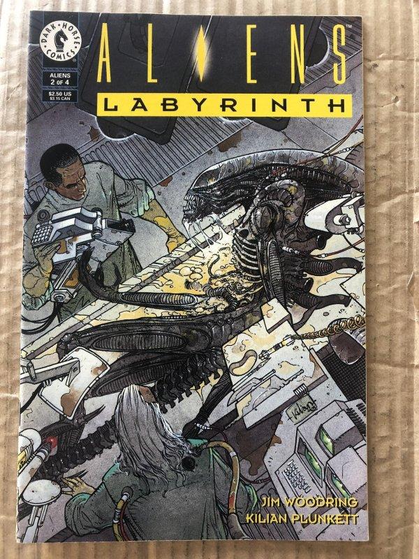 Aliens: Labyrinth #2 (1993)