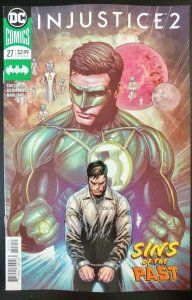 INJUSTICE 2 #27, NM-, Sins of the Past, 2018, more DC in store