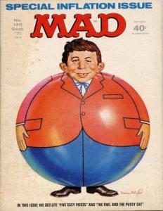 Mad (1952 series) #145, Fine+ (Stock photo)