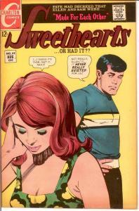 SWEETHEARTS (1954-73 CH) 99 VF Aug. 1968 COMICS BOOK