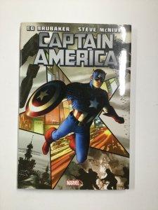 Captain America Volume Vol. 1 Tpb Hardcover Hc Near Mint Nm Marvel