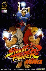 Street Fighter Remix #0 FN; Udon | save on shipping - details inside
