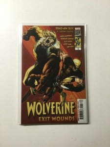 Wolverine: Exit Wounds #1 (2019) HPA