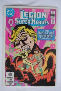Legion of Super-Heroes 299