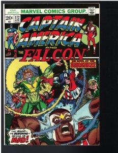 Captain America #172 (DC, 1974) - MVS Intact