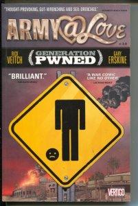 Army @ Love Generation Pwned-Vol 2-Rick Veitch-2008-PB-VG/FN