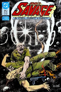 Doc Savage #3 (1988)