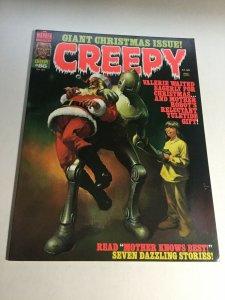 Creepy 86 Vf Very Fine 8.0 Warren Magazine