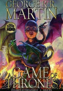 Game of Thrones (George R.R. Martin's…), A #24 VF/NM; Dynamite   save on shippin