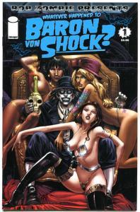 BARON von SHOCK #1 2 3 4, NM, Rob Zombie, Whatever Happened to, 2010, Horror