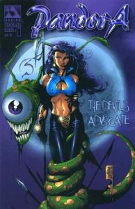 Pandora: Devil's Advocate #1 VF/NM; Avatar | save on shipping - details inside