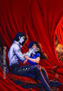 Anita Blake: Circus of the Damned — The Scoundrel #1 FN; Marvel   save on shippi