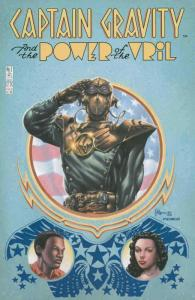 Captain Gravity: The Power of the Vril #3 FN; Penny-Farthing | save on shipping