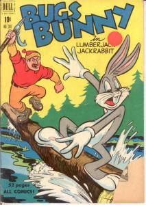 BUGS BUNNY F.C. 307 FR-G COMICS BOOK