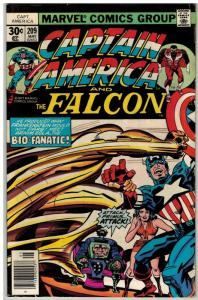 CAPTAIN AMERICA 209 VG-F May 1977