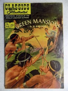 Classics Illustrated #90 (1951) HRN 89