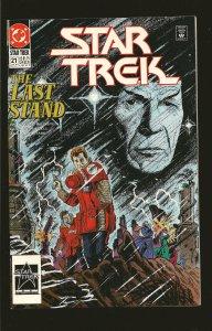 DC Comics Star Trek #21 (1991)