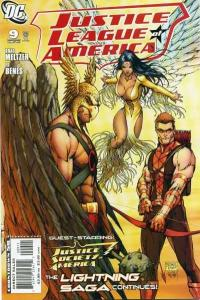 Justice League of America (2006 series) #9, NM (Stock photo)