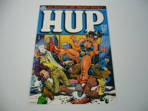 Hup #2 (1st) VF/NM last gasp ROBERT CRUMB underground comix 1987 devil girl