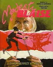 Modesty Blaise (Titan, 1st Series) #6 VF/NM; Titan | save on shipping - details