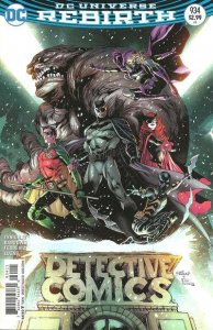 Detective Comics (2016 series) #934, NM (Stock photo)