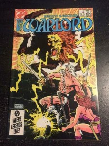 WARLORD #90, VF/NM, Rick Buckler, DC 1976 1985  more DC in store