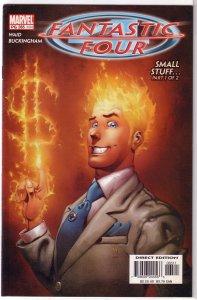 Fantastic Four   vol. 3   #65/494 VG